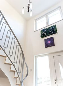 Arbeitsbeispiel Treppe