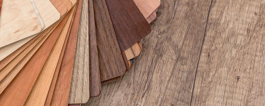 Muster zu Holzfußboeden